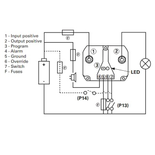 12v Switch Insulation 12 Volt Rocker Switch Wiring Diagram