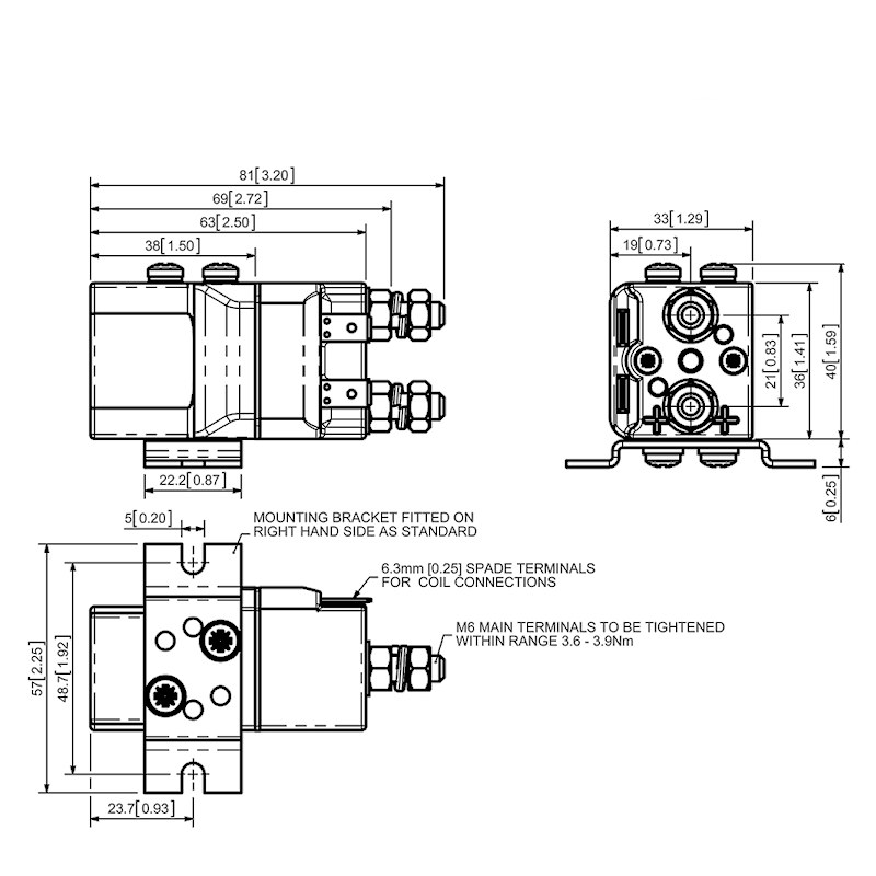 Atv Winch Wiring Diagram For 12v Dc. Diagram. Auto Wiring