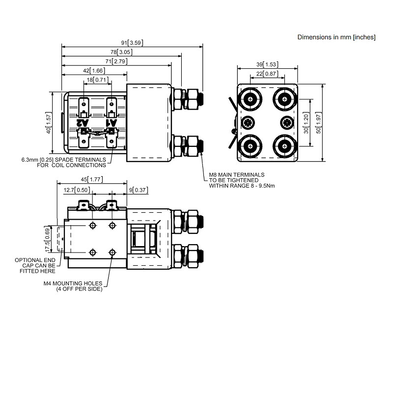 Perfect 2 Pole Contactor Wiring Diagram Photo Schematic