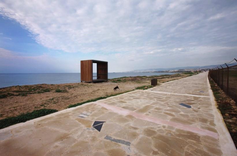 Western Coastal Promenade photo by Maria Efthymiou