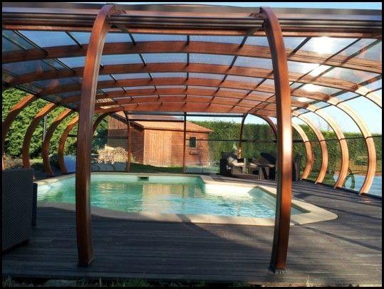 abri piscine en bois abri spa en bois veranda arcabri