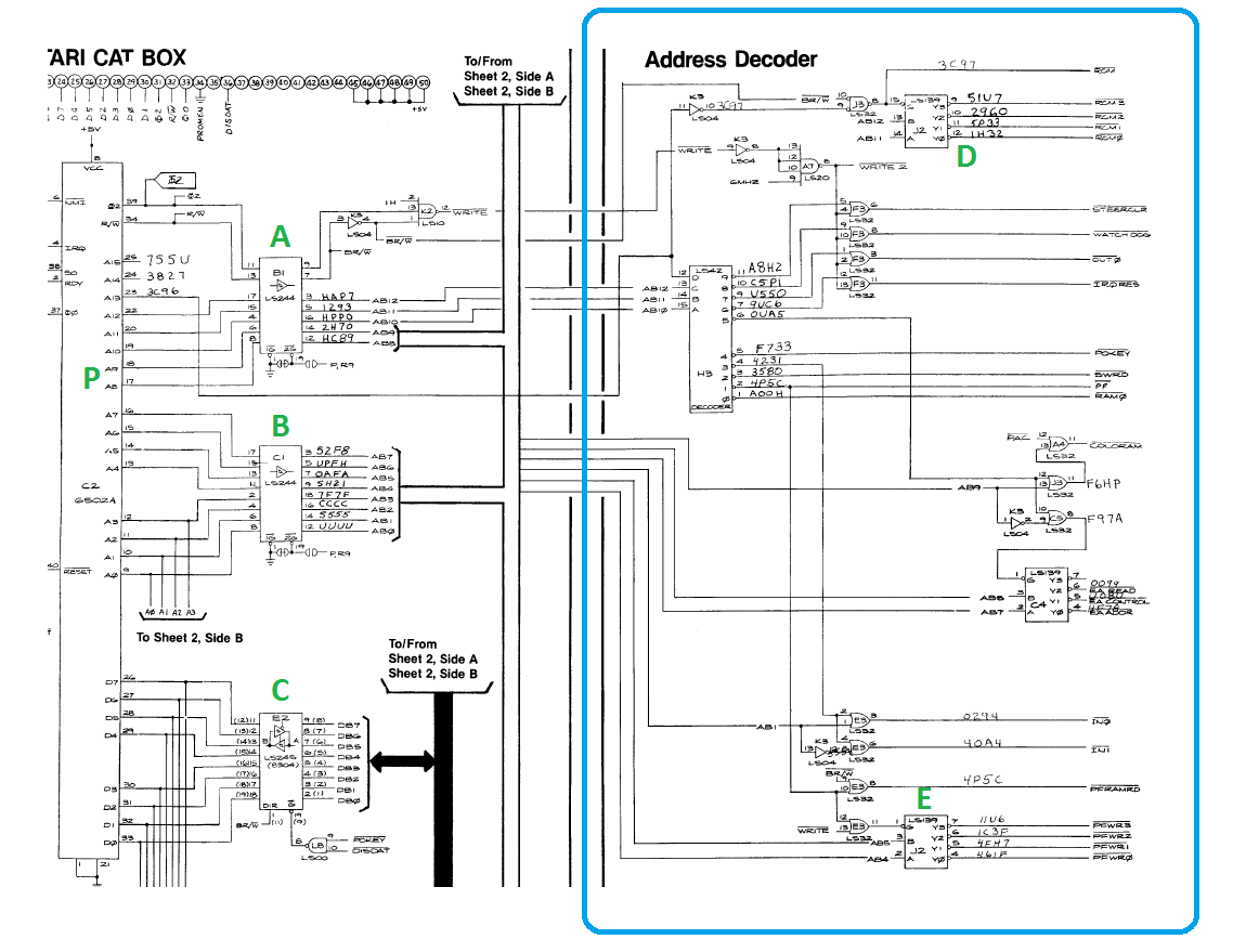 hight resolution of centipede memory map centipede memory map png
