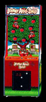 Johnny Apple Speed coinop redemption game by Coastal
