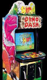 Dino Dash redemption game by ICE 200