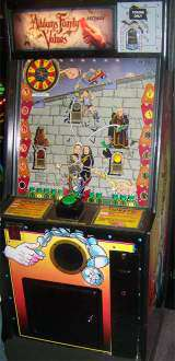 Addams Family Values coinop redemption game by Midway Mfg