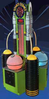 Tower of Power coinop redemption game by SkeeBall Inc