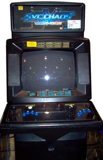 SVC Chaos SNK Vs Capcom  Videogame by SNK