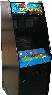 Choplifter  Videogame by Sega
