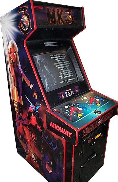 mortal kombat 3 videogame