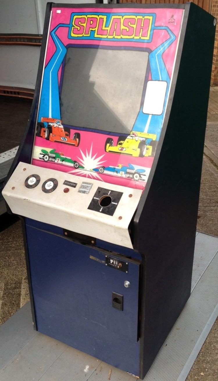 Atari Splash