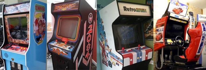 Arcade Art Cabinet Artwork