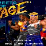 Streets of Rage (Mega Drive Review)