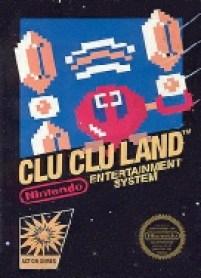 10 Clu Clu Land Nes Game Cover-1