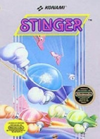 8 Stinger nes game cover image