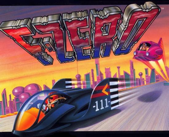 F-Zero (SNES Review) - Arcade Attack