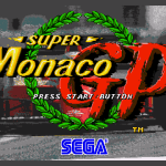 Super Monaco GP (Mega Drive Review)