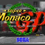 Super Monaco GP (Mega Drive Review)