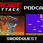 Arcade Attack Podcast – March (3 of 4) 2018