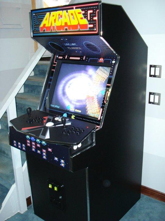 ArcadeCab MAME and arcade news page2009 and 2010 News