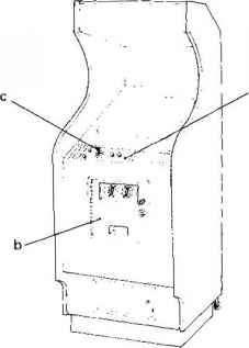 Arcade Coin Door Arcade Food Wiring Diagram ~ Odicis