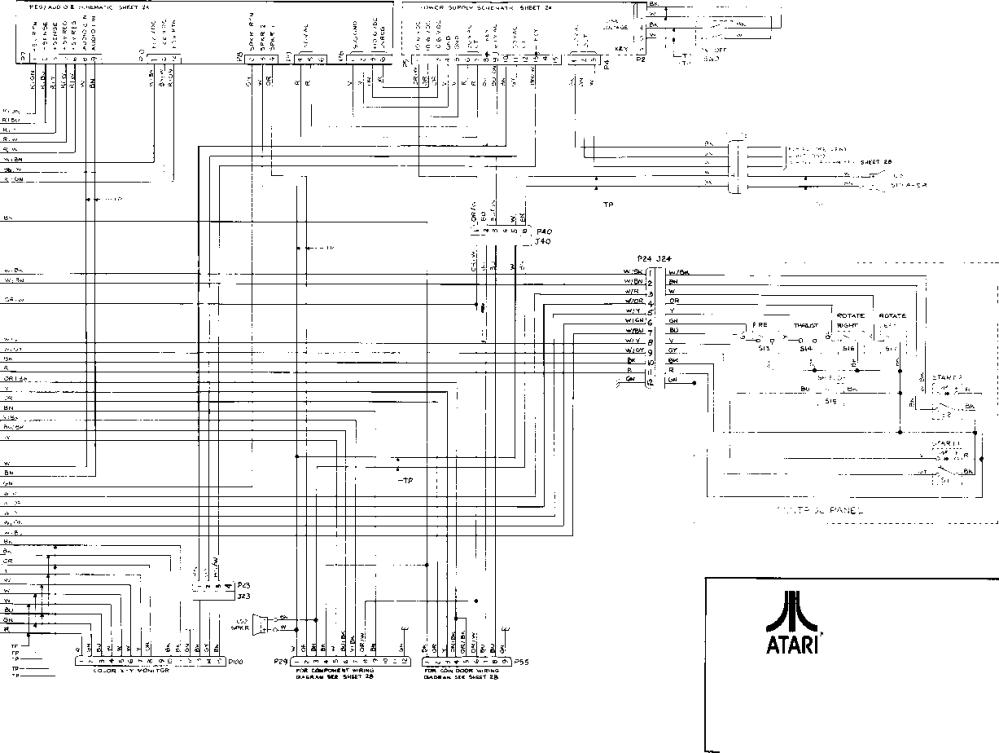 medium resolution of gravitar main wiring diagram