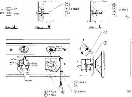 2 Post Rocker Switch Fan Switch wiring diagram ~ ODICIS.ORG