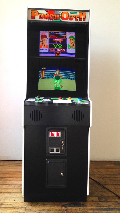 Arcade Specialties  Punch Out Video Arcade Game for Sale