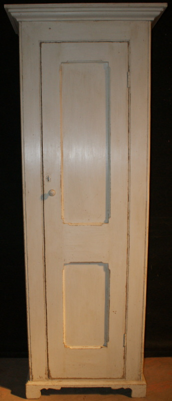Painted Chimney Cupboard  Antique CUPBOARDS