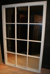 Large Window Mirror - Antique MIRRORS