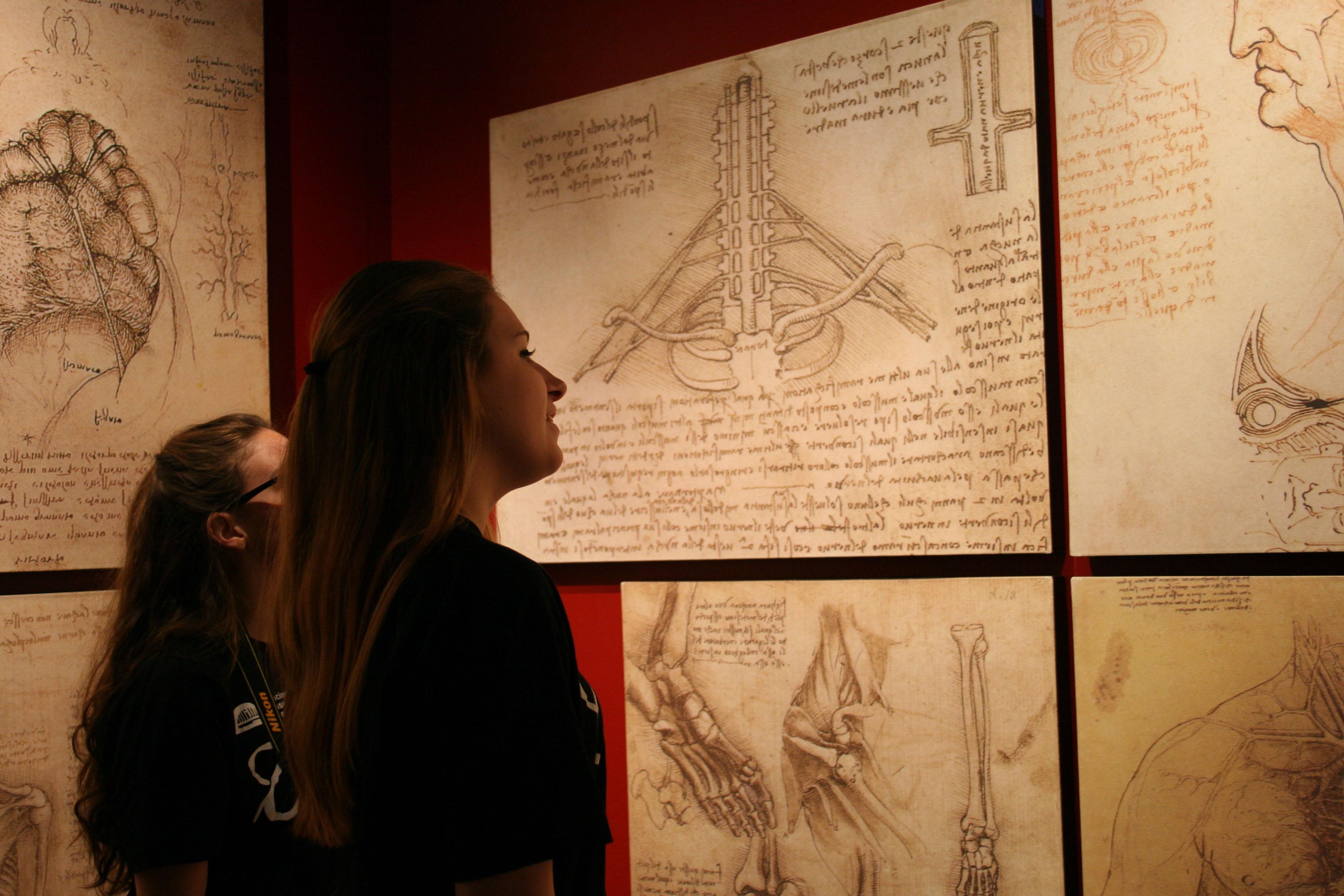 Taking The Kids Celebrating Leonardo Da Vinci 500 Years