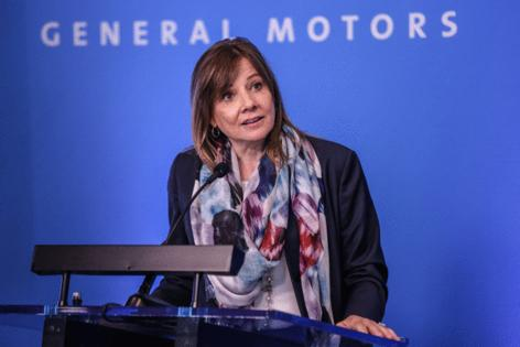 Full-page ad blasts GM CEO Mary Barra as racist