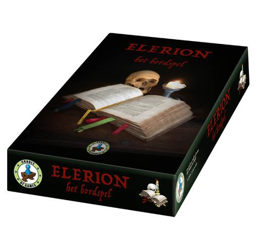 Doneer een Elerion bordspel!