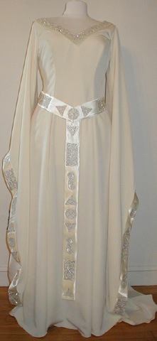 Accolade Celtic Gown Medieval Gown
