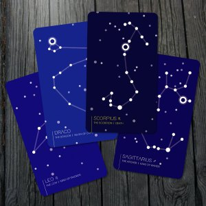 The Astronomer's Tarot