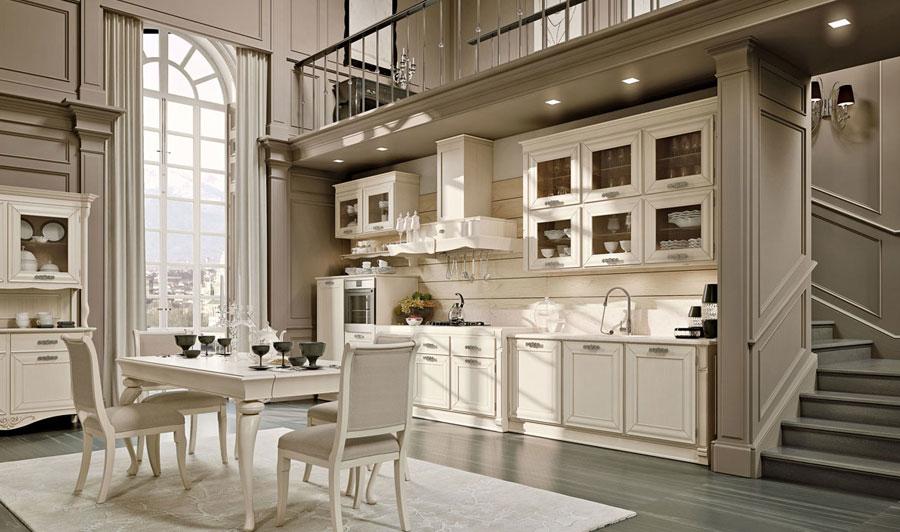 Mobili cucina italiana idee di decorazione per interni for Arcari arredamenti