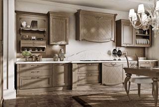 Arcari arredamenti  Cucine classiche di lusso
