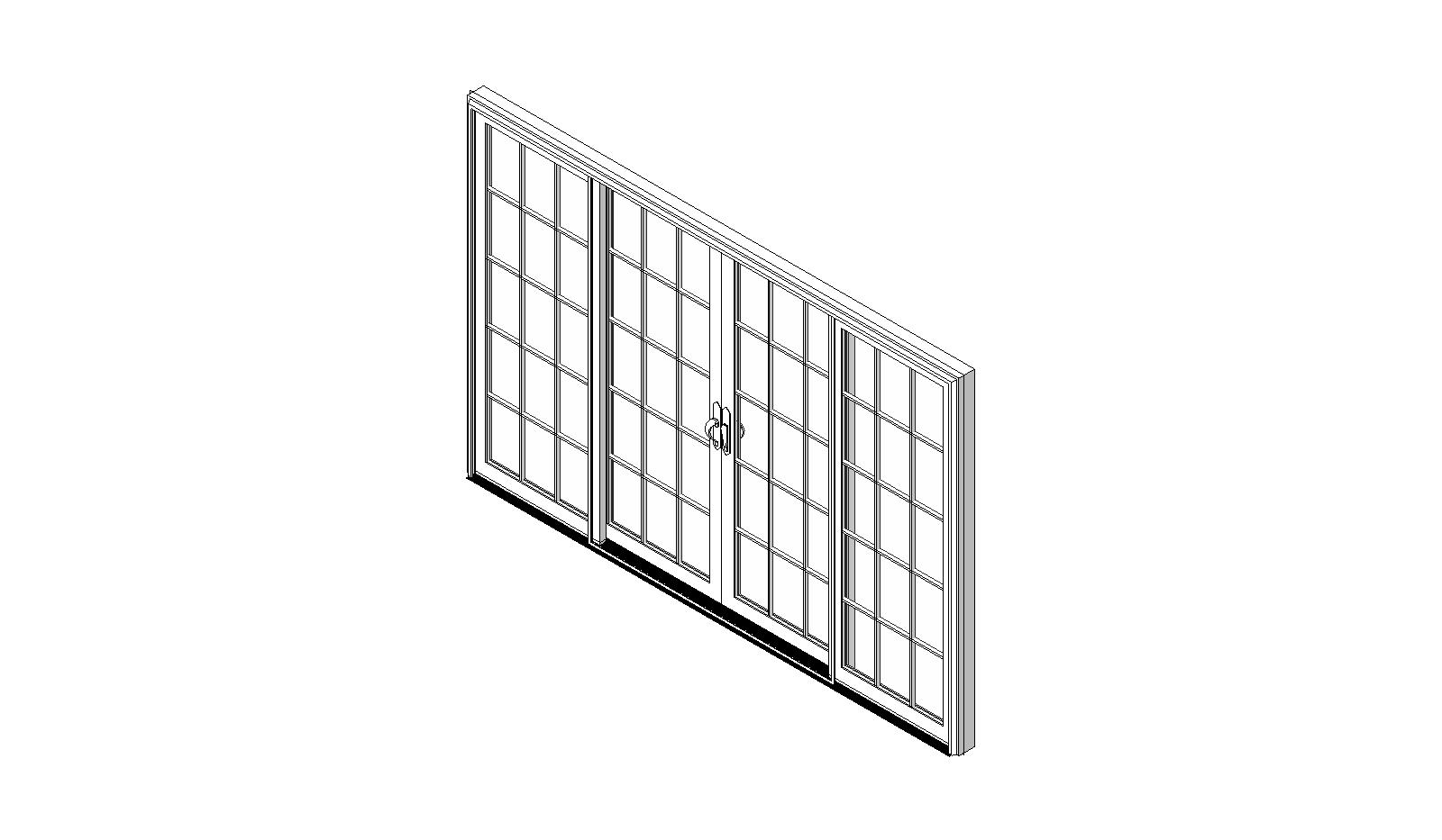 Sketchup Doors Coloring Pages