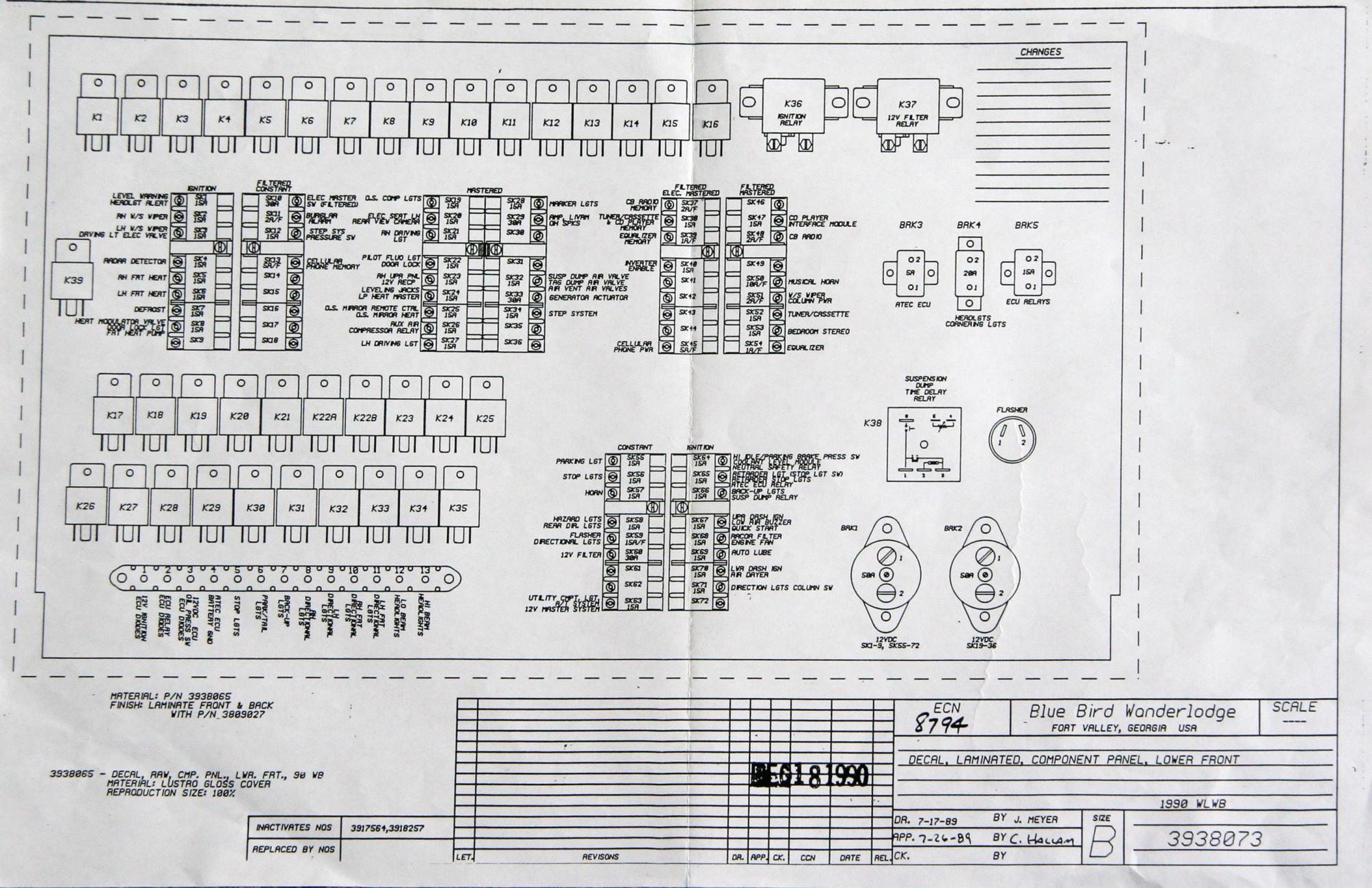 hight resolution of 1990 bluebird bus wiring diagrams wiring diagram inside