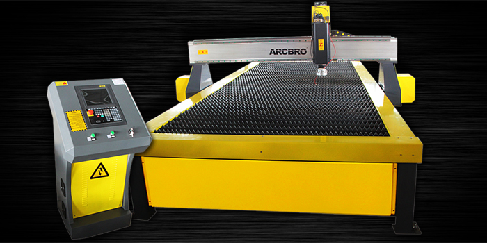 IRONHIDE TABLE CNC CUTTING MACHINE