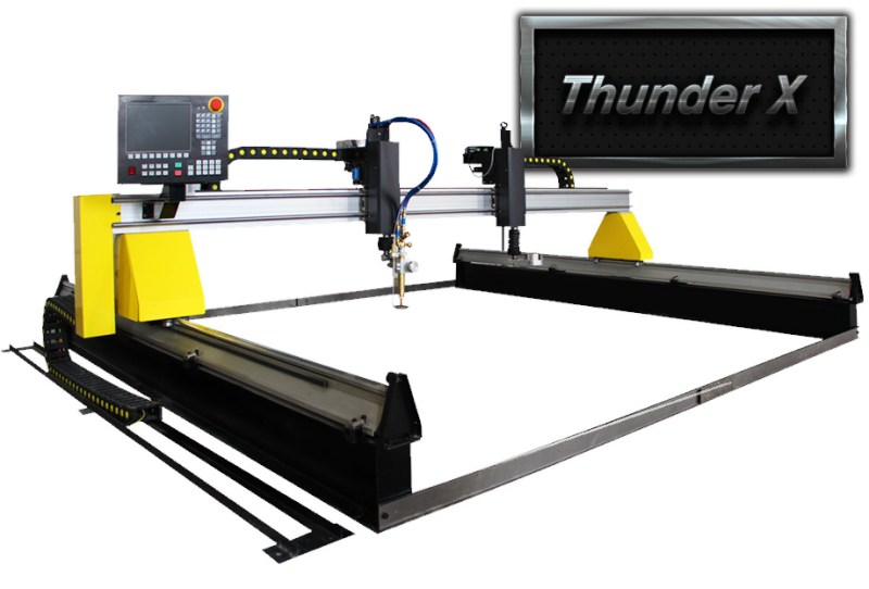 thunder x cnc portable gantry cutting machine
