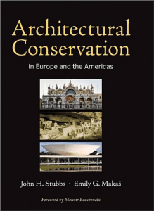 architectural conservation cover