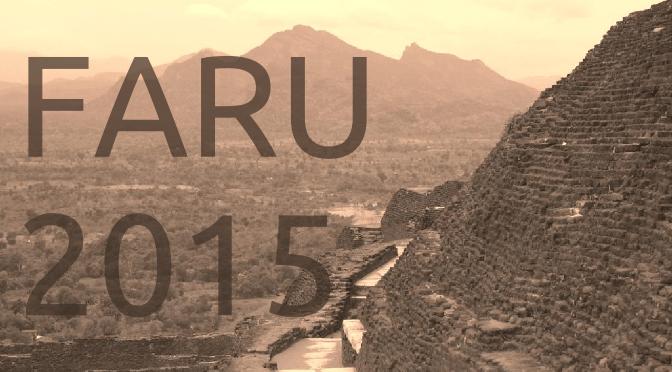 FARU 2015 conference