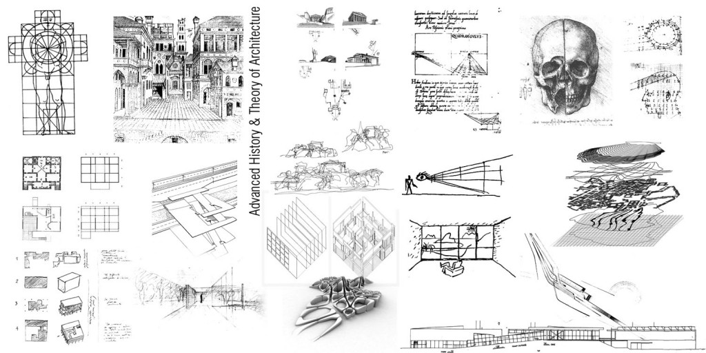 History and theory of architecture, University of Cape
