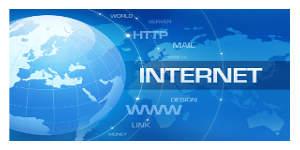 La réception de l'internet au sein de la commune