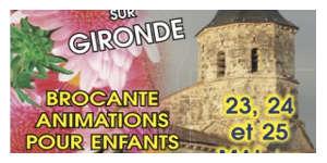 La Fête des fleurs de Arces-sur-Gironde
