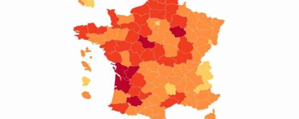 Triste constat de l'utilisation du glyphosate en Charente Maritime