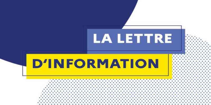 Inscription / Désinscription lettre d'information