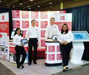 Globe & Mail - Accelerated Sales Campaign -Green Living Show - Metro Toronto Convention Centre