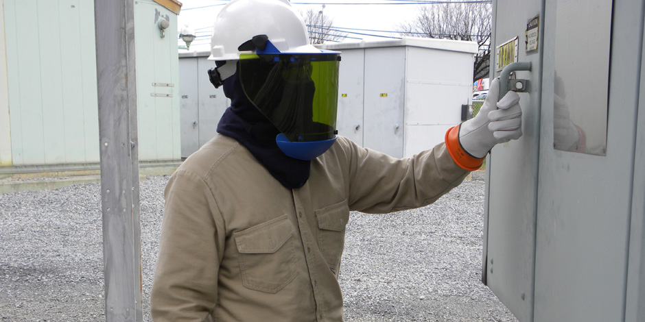 High Voltage Training – February 5th and 6th 2019 - Arc Flash PPE