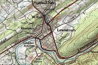 Us topo topographic maps are produced by the national geospatial program of the u.s. Usa Topo Maps Overview